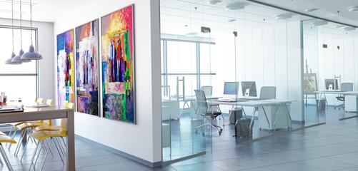 Gestaltungsideen Für Karge Bürowände Büromöbel Experte